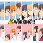 WORKING'!! ワーキング!!(第2期)
